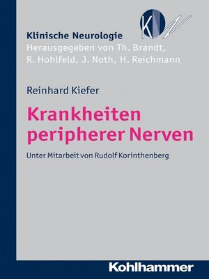 cover image of Krankheiten peripherer Nerven