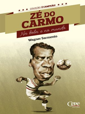 cover image of Zé do Carmo