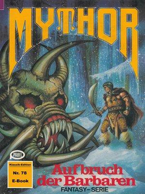 cover image of Mythor 78