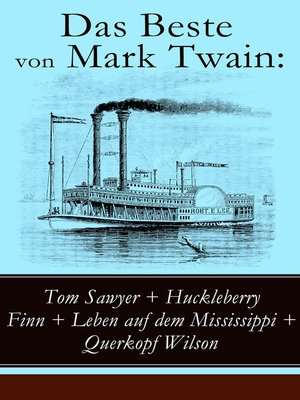 cover image of Das Beste von Mark Twain