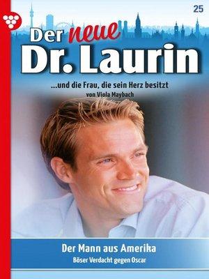 cover image of Der neue Dr. Laurin 25 – Arztroman