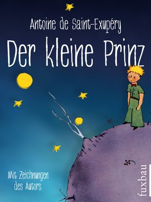 cover image of Der kleine Prinz