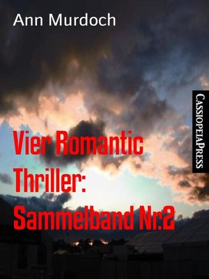 cover image of Vier Romantic Thriller