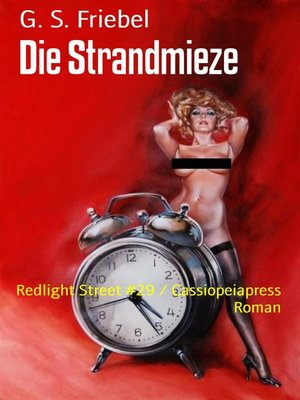 cover image of Die Strandmieze