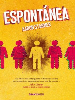 cover image of Espontánea