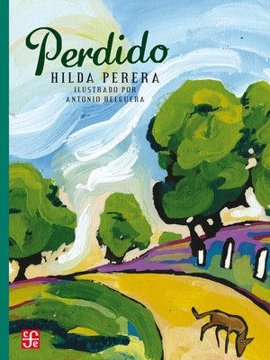 cover image of Perdido