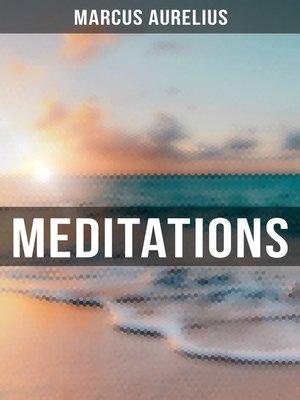 cover image of Meditations of Marcus Aurelius