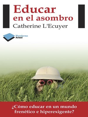 cover image of Educar en el asombro