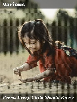 cover image of Poems Every Child Should Know