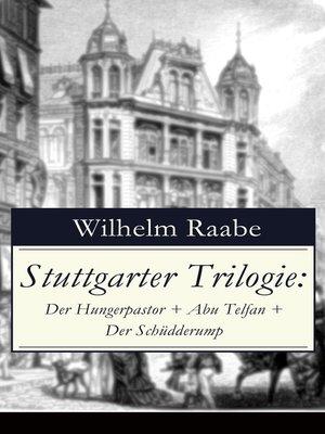 cover image of Stuttgarter Trilogie