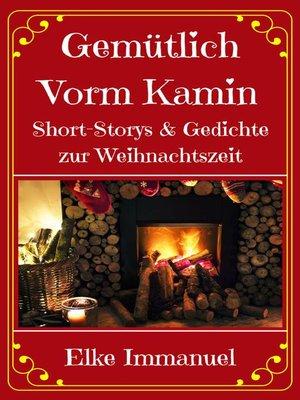 cover image of Gemütlich vorm Kamin