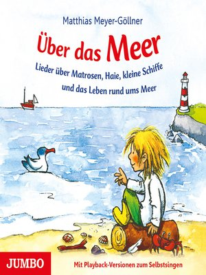 cover image of Über das Meer