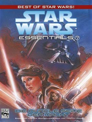cover image of Star Wars Essentials, Band 7--Die dunkle Seite der Macht