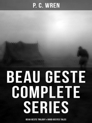 cover image of BEAU GESTE Complete Series