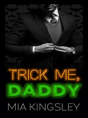 cover image of Trick Me, Daddy