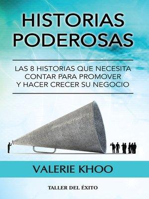 cover image of Historias poderosas