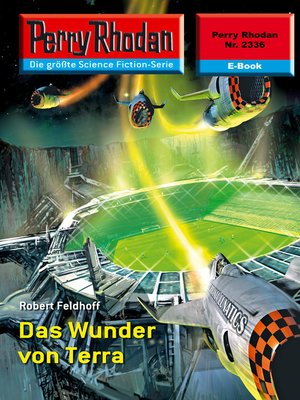 cover image of Perry Rhodan 2336