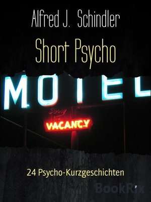 cover image of Short Psycho