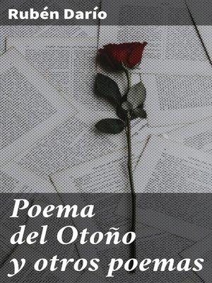 cover image of Poema del Otoño y otros poemas