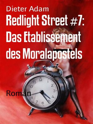 cover image of Redlight Street #7