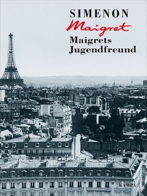 cover image of Maigrets Jugendfreund