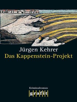 cover image of Das Kappenstein-Projekt