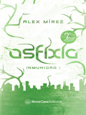 cover image of Asfixia