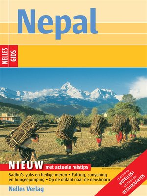 cover image of Nelles Gids Nepal