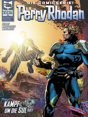 cover image of Perry Rhodan Comic 4