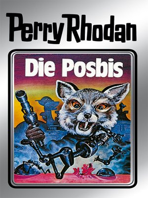 cover image of Perry Rhodan 16