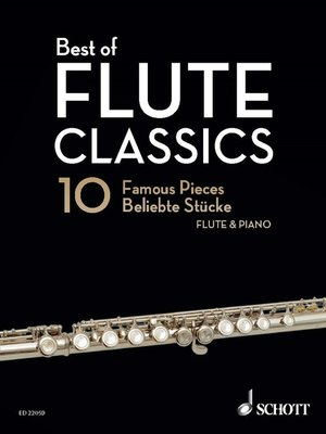 cover image of Best of Flute Classics