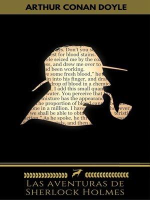 cover image of Las aventuras de Sherlock Holmes (Golden Deer Classics)