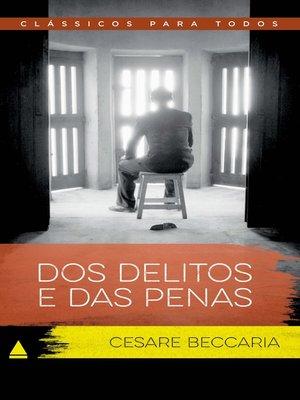 cover image of Dos Delitos e Das Penas