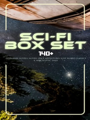 cover image of Sci-Fi Box Set