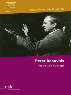 cover image of Peter Beauvais