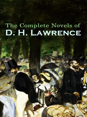cover image of The Complete Novels of D. H. Lawrence