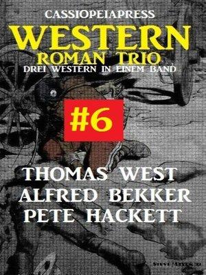 cover image of Cassiopeiapress Western Roman Trio #6