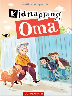 cover image of Kidnapping Oma