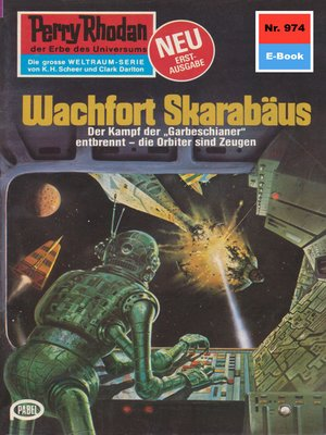 cover image of Perry Rhodan 974