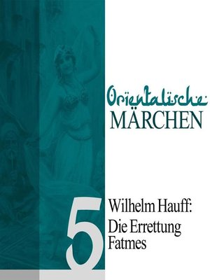 cover image of Die Errettung Fatmes