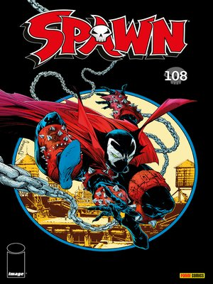 cover image of Spawn, Band 108
