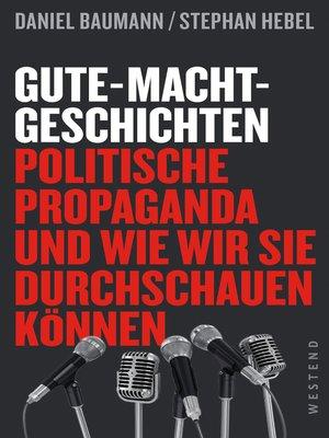 cover image of Gute-Macht-Geschichten
