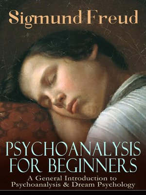 cover image of PSYCHOANALYSIS FOR BEGINNERS