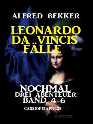 cover image of Leonardo da Vincis Fälle