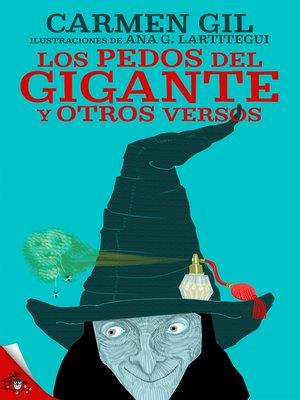 cover image of Los pedos del gigante y otros versos divertidos