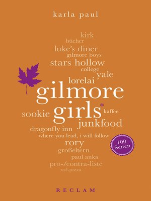 cover image of Gilmore Girls. 100 Seiten
