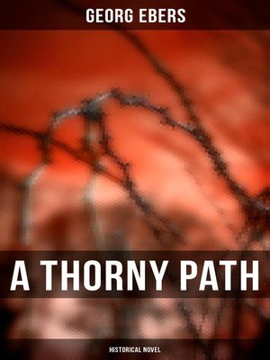 cover image of A Thorny Path (Historical Novel)