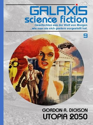 cover image of GALAXIS SCIENCE FICTION, Band 9