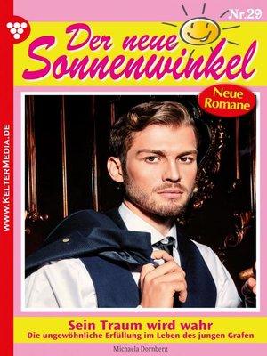 cover image of Der neue Sonnenwinkel 29 – Familienroman