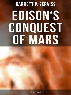 cover image of Edison's Conquest of Mars (Sci-Fi Classic)